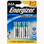 Батарейка ENERGIZER LR03-4 MAXIMUM